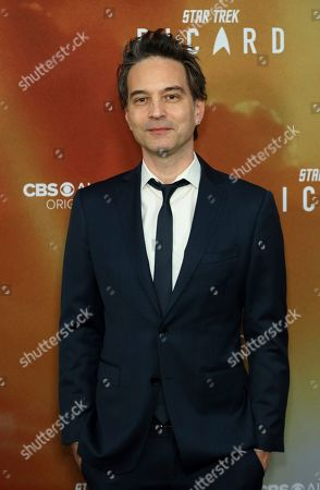 """Stock Picture of Jeff Russo attends the LA Premiere of """"Star Trek: Picard"""" at the ArcLight Hollywood, in Los Angeles"""