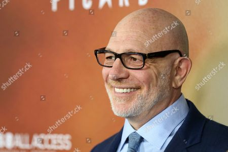"Akiva Goldsman attends the LA Premiere of ""Star Trek: Picard"" at the ArcLight Hollywood, in Los Angeles"