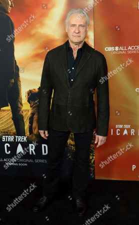 """Brent Spiner attends the LA Premiere of """"Star Trek: Picard"""" at the ArcLight Hollywood, in Los Angeles"""