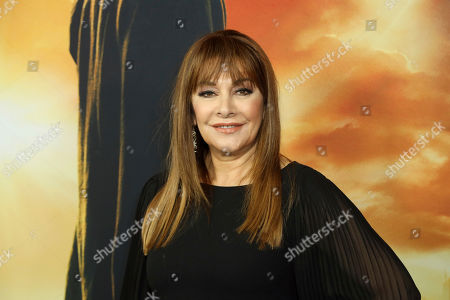 """Marina Sirtis attends the LA Premiere of """"Star Trek: Picard"""" at the ArcLight Hollywood, in Los Angeles"""