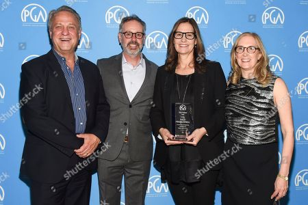 Editorial image of Producers Guild Awards Annual East Coast Nominees Celebration, New York, USA - 13 Jan 2020