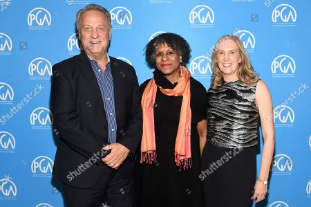 Editorial photo of Producers Guild Awards Annual East Coast Nominees Celebration, New York, USA - 13 Jan 2020
