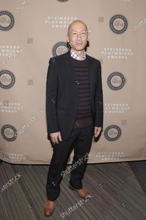 Editorial image of Steinberg Playwright Award, Arrivals, Lincoln Center Theater, New York, USA - 13 Jan 2020