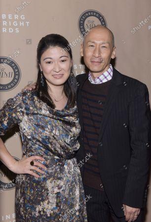 Jennifer Lim and Francis Jue