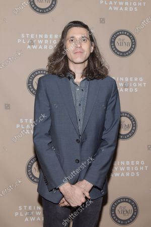 Editorial photo of Steinberg Playwright Award, Arrivals, Lincoln Center Theater, New York, USA - 13 Jan 2020