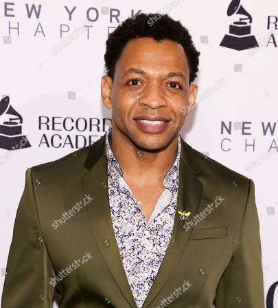 Editorial photo of 62nd Annual Grammy Awards Nominees Celebration, Arrivals, SECOND, New York, USA - 13 Jan 2020