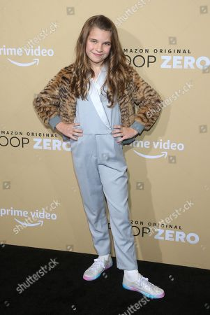 Editorial picture of 'Troop Zero' film premiere, Arrivals, Pacific Theatre at The Grove, Los Angeles, USA - 13 Jan 2020