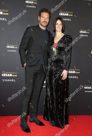 Laurent Lafitte, Jennifer Decker