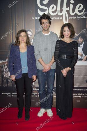 Editorial photo of 'Selfie' film premiere, Paris, France - 13 Jan 2020