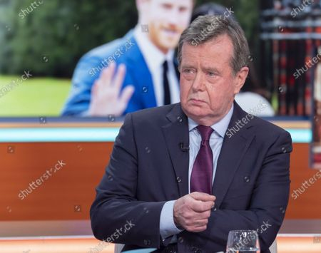 Stock Picture of Ken Wharfe