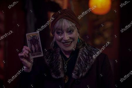 Veronica Cartwright as Fortune Teller