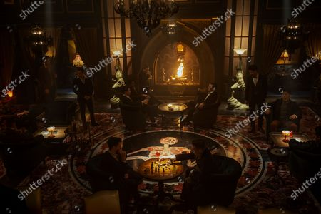 Editorial photo of 'Chilling Adventures of Sabrina' TV Show Season 2 - 2019