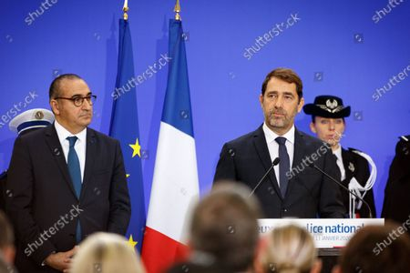 Christophe Castaner, Laurent Nunez