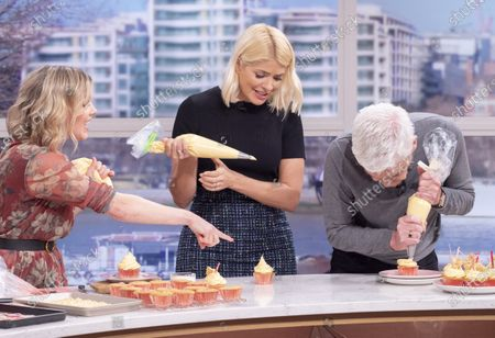 Editorial picture of 'This Morning' TV show, London, UK - 14 Jan 2020
