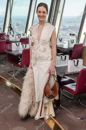 Editorial picture of Willam Fan - Runway - Fashion Week Berlin SS 2020, Germany - 14 Jan 2020