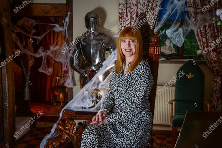 Editorial picture of Yvette Fielding photoshoot, Cheshire, UK - 10 Oct 2019