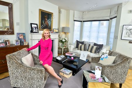 Tania Bryer - 'My Haven' - the Living Room of her West London Home