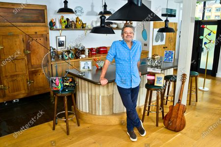 Mark Hix - 'My Haven' the Kitchen of his South East London Apartment