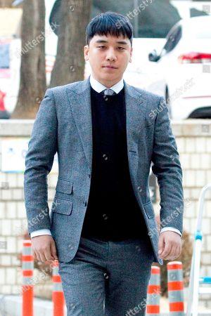 Stock Photo of Lee Seung-hyun