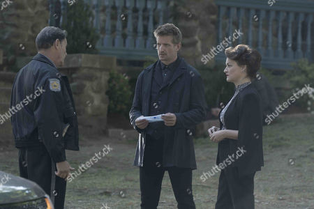 Chris Mulkey as Deputy Clay, Paul Sparks as John 'Ace' Merrill and Alison Wright as Valerie
