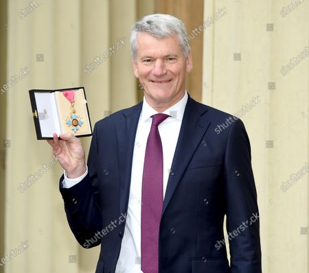 Editorial picture of Investitures at Buckingham Palace, London, UK - 14 Jan 2020