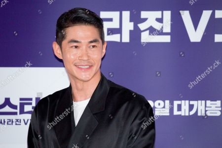 Editorial image of 'Mr. Zoo: The Missing VIP' film photocall, Seoul, South Korea - 13 Jan 2020