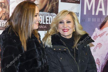 Chayo Mohedano and Rosa Benito