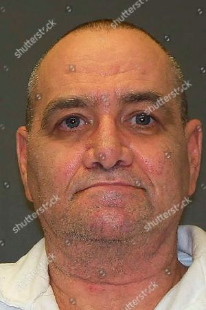 This undated photo provided by the Texas Department of Criminal Justice shows John Gardner. Gardner a Texas inmate with a history of violence against women faces execution for fatally shooting his wife, who had repeatedly told friends and family she would never get out of her marriage alive. Gardner is set to receive a lethal injection for the January 2005 slaying of Tammy Gardner