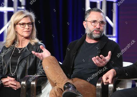 Michelle MacLaren, and David Graziano