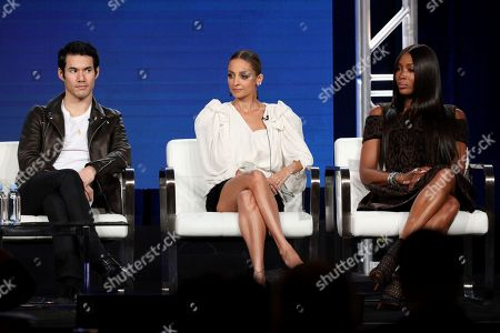 Editorial image of 2020 Winter TCA - Viacom/Amazon/Starz, Pasadena, USA - 14 Jan 2020