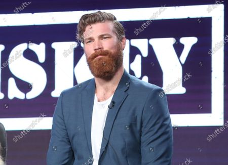 Editorial image of '68 Whiskey' TV show, Paramount Network TCA Winter Press Tour, Panels, Los Angeles, USA - 14 Jan 2020