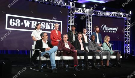 Editorial picture of '68 Whiskey' TV show, Paramount Network TCA Winter Press Tour, Panels, Los Angeles, USA - 14 Jan 2020