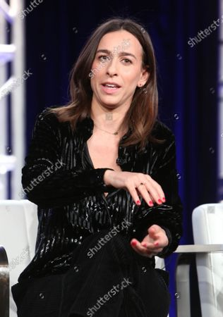 Editorial picture of 'Awkwanfina is Nora from Queens' TV show, Comedy Central TCA Winter Press Tour, Panels, Los Angeles, USA - 14 Jan 2020
