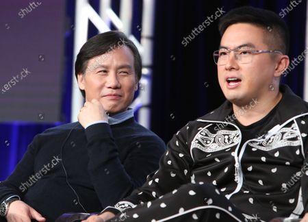 BD Wong and Bowen Yang