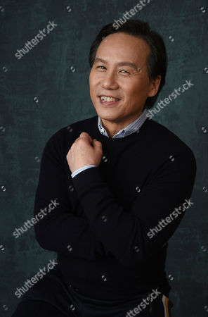 "BD Wong, a cast member in the Comedy Central series "" Awkwafina is Nora from Queens,"" poses for a portrait during the 2020 Winter Television Critics Association Press Tour, in Pasadena, Calif"
