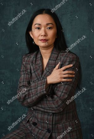 "Hong Chau, a cast member in the Amazon Studios series ""Homecoming,"" poses for a portrait during the 2020 Winter Television Critics Association Press Tour, in Pasadena, Calif"