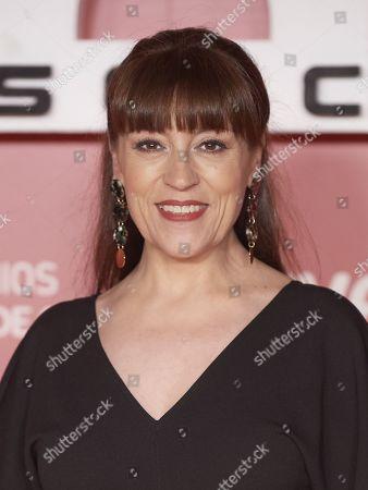 Editorial photo of 8th 'Dias de Cine' Awards, Madrid, Spain - 14 Jan 2020