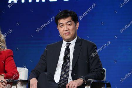 Stock Image of Albert Cheng