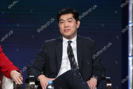 Stock Photo of Albert Cheng
