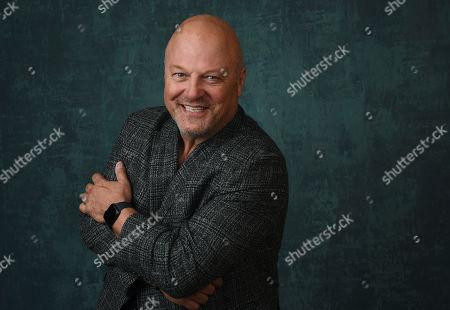 "Editorial photo of 2020 Winter TCA - ""Coyote"" Portrait Session, Pasadena, USA - 14 Jan 2020"