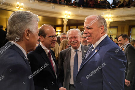 Editorial photo of State of the State New Jersey, Trenton, USA - 14 Jan 2020