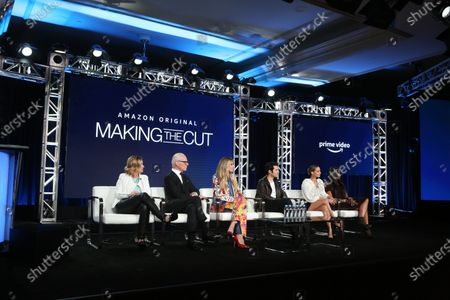 Editorial picture of 'Making the Cut' TV show, Amazon TCA Winter Press Tour, Panels, Los Angeles, USA - 14 Jan 2020