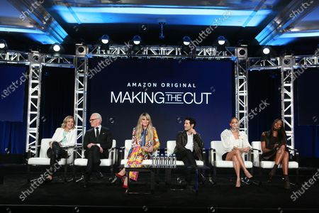 Editorial photo of 'Making the Cut' TV show, Amazon TCA Winter Press Tour, Panels, Los Angeles, USA - 14 Jan 2020