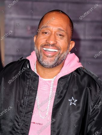 Stock Picture of Kenya Barris