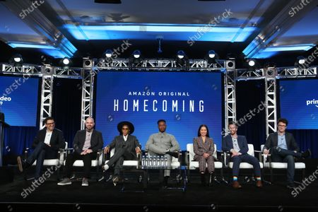 Sam Email, Kyle Patrick Alvarez, Janelle Monae, Stephan James, Hong Chau, Eli Horowitz and Micah Bloomberg