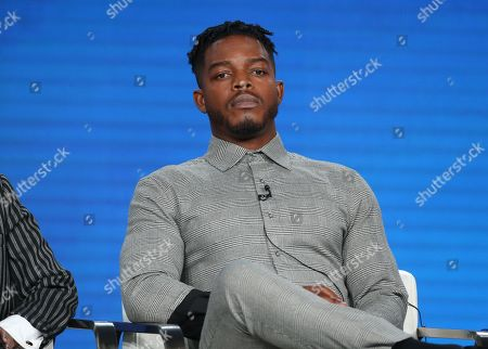 Stock Picture of Stephan James