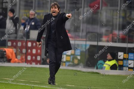 Editorial image of Inter Milan v Cagliari, Coppa Italia, Football, Stadio San Siro, Milan, Italy - 14 Jan 2020