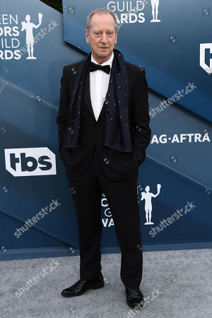 Editorial photo of 26th Annual Screen Actors Guild Awards, Arrivals, Shrine Auditorium, Los Angeles, USA - 19 Jan 2020
