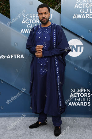 Stock Picture of O T Fagbenle