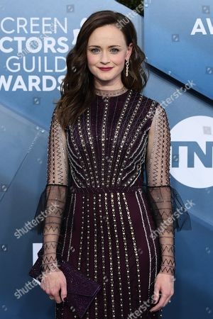 Stock Image of Alexis Bledel